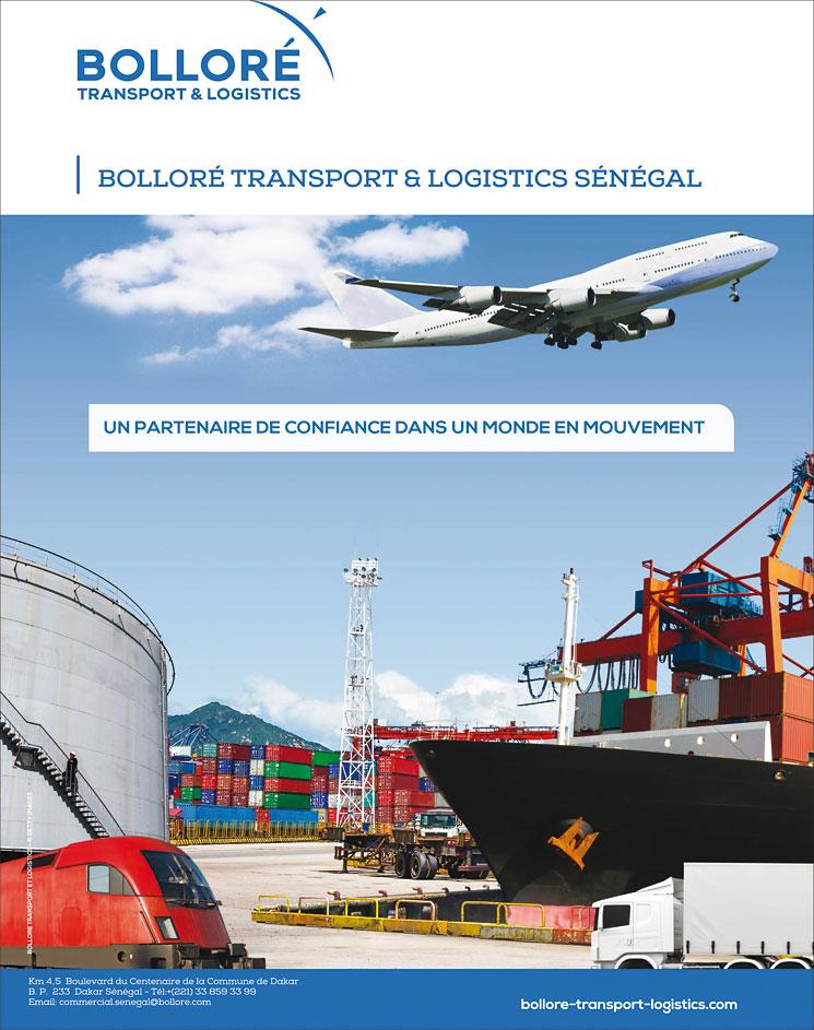 BOLLORE TRANSPORT & LOGISTICS Sénégal