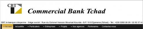 CBT - COMMERCIAL BANK TCHAD