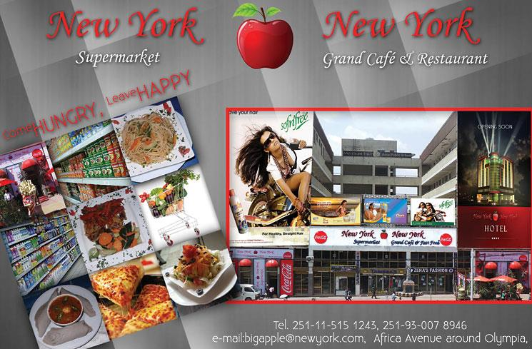 New York New York Grand Cafe & Restaurant