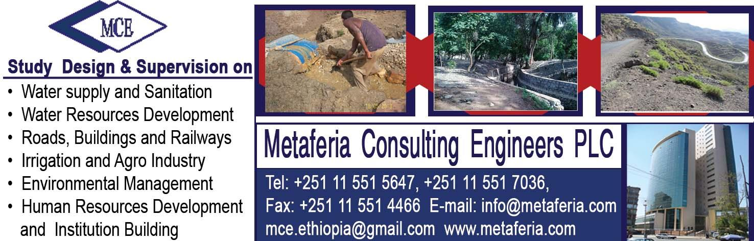 Metaferia Consulting Engineers PLC