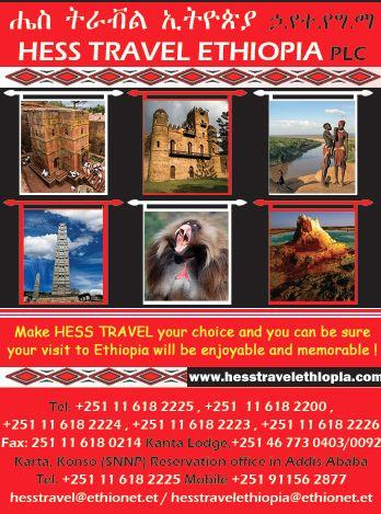 Hess Travel Ethiopia Pvt.Ltd.co.