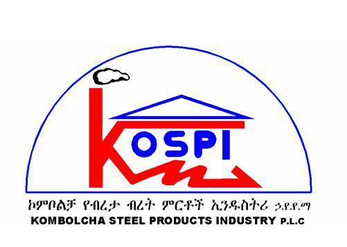 KOMBOLCHA STEEL PRODUCTS INDUSTRY P.L.C. (KOSPI)