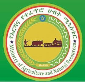 Federal Democratic Republic of Ethiopia Ministry of Agriculture and Natural Resources