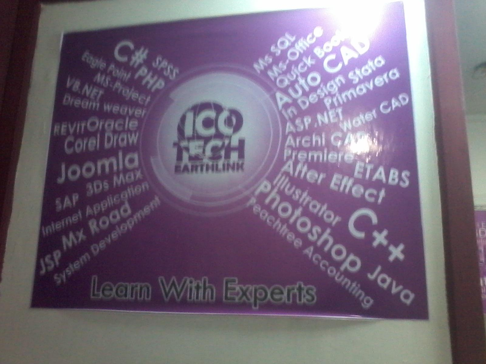 ICoTech Earthlink Technologies Training Center