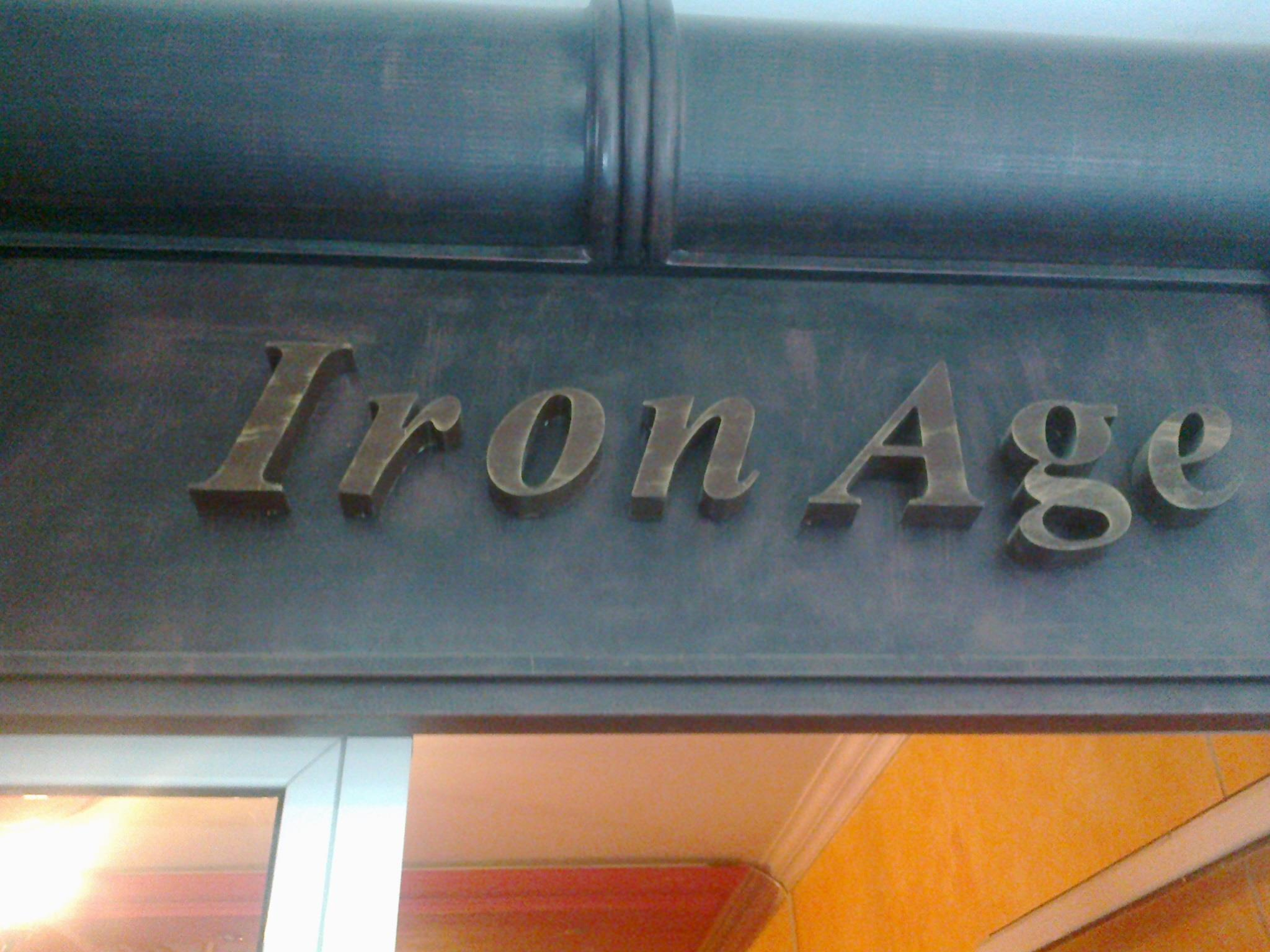 Iron Age (Artistic Metal Works)
