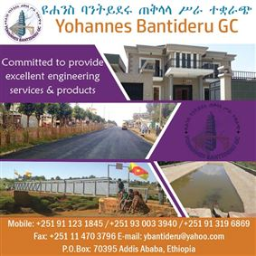 Yohannes Bantideru General Contractor