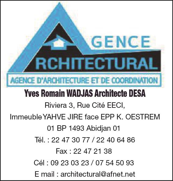 AGENCE ARCHITECTURAL