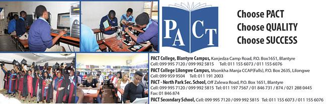 PACT - North Park Secondary School