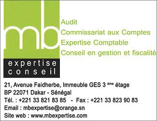 MB EXPERTISE CONSEIL