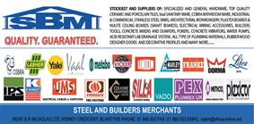 STEEL & BUILDERS MERCHANTS