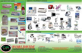 WORLDWIDE PHARMACEUTICAL DISTRIBUTORS