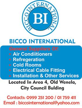 BICCO INTERNATIONAL