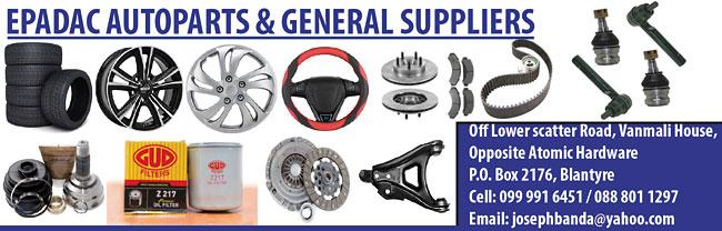 EPADAC AUTOPARTS & GENERAL SUPPLIERS