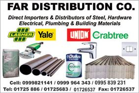 FAR DISTRIBUTION CO.