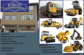 DEC CONSTRUCTION LTD