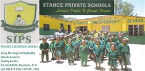 STANCE INDEPENDENT PRIVATE SCHOOLS