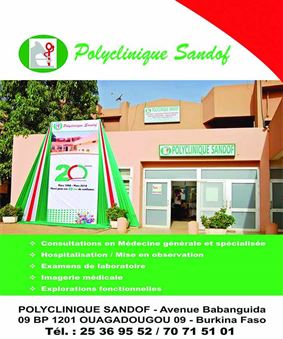POLYCLINIQUE SANDOF
