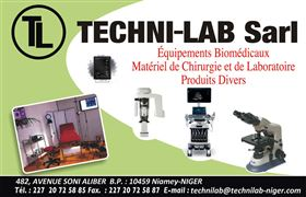 TECHNI-LAB Sarl