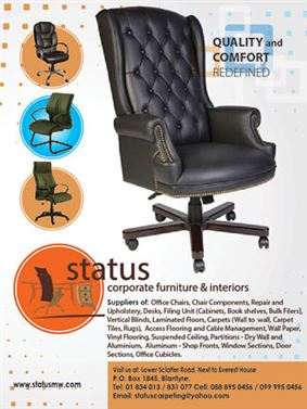 STATUS CARPETING & GENERAL TRADING