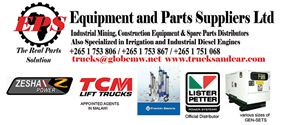 EQUIPMENT AND PARTS SUPPLIERS LTD.