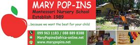 MARY POP-INS MONTESSORI NURSERY SCHOOL