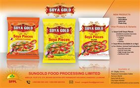 SUNGOLD FOOD PROCESSING LTD.