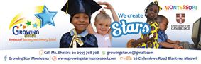 GROWING STAR MONTESSORI NURSERY & PRIMARY SCHOOL
