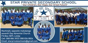 STAR PRIVATE SECONDARY SCHOOL