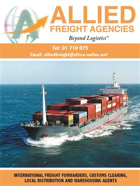 ALLIED FREIGHT AGENCIES