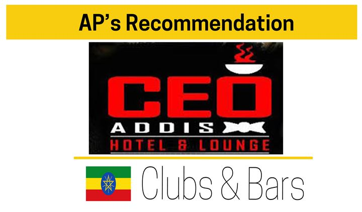 Clubs and Bars in Ethiopia | Night Life in Addis Ababa