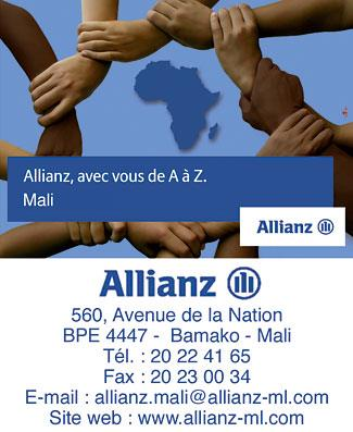 ALLIANZ MALI ASSURANCES