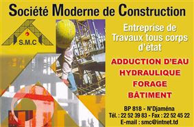 SMC - SOCIETE MODERNE DE CONSTRUCTION