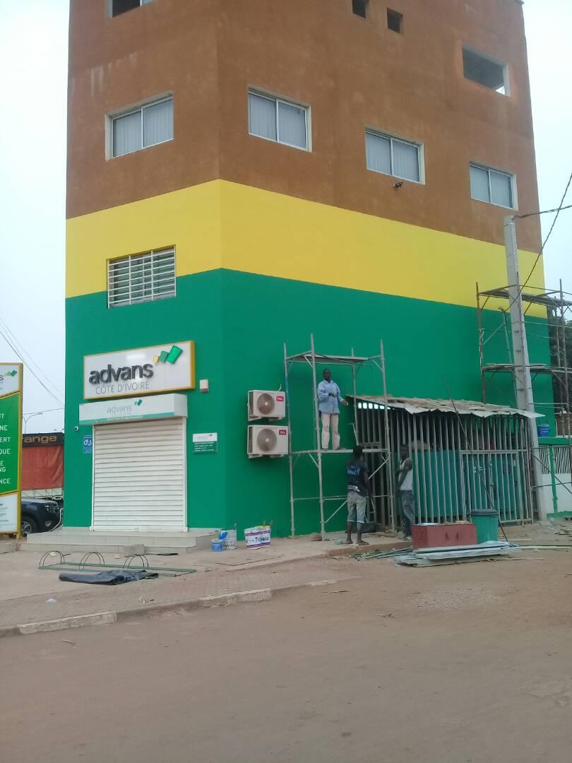 Ecs entreprise de construction soro for Entreprise construction